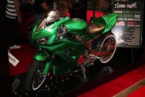 Honda CBR1000 built by Nick Anglada for Travis Barker. Photo courtesy of Nick Anglada