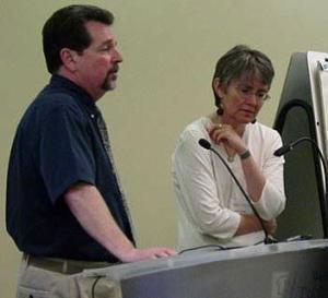 Presenters: Steve Paschen and Nancy Down