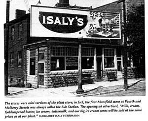 Isaly Storefront