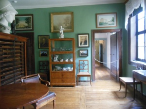 Goethe House, Weimar, Germany