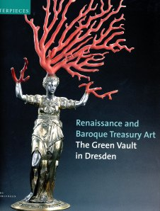 Book about the Green Vault in Dresden, Germany