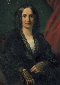 Sarah Worthington King Peter, 1854