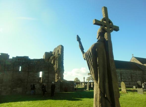St. Aidan and Lindisfarne Priory